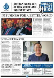 Durban Chamber - In Business For A Better World