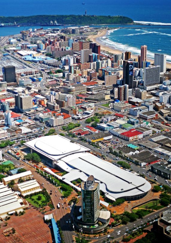ICC Durban - International Convention Centre