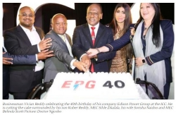 Edison Power Group celebrates 40 years of lighting up lives