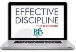 Effective Discipline (A Management Tool)