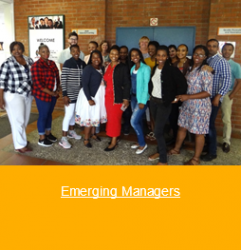 UKZN - Emerging Managers Programme instils confidence in newly appointed managers