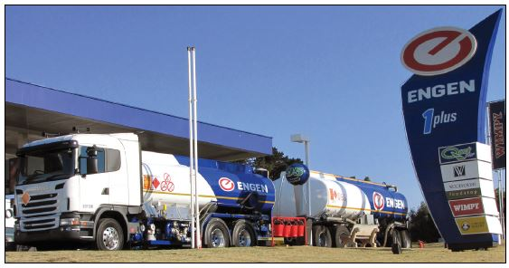 Engen Petroleum Limited