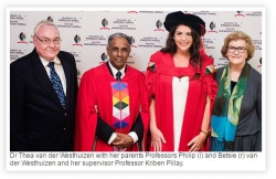 UKZN Graduate School of Business & Leadership-Entrepreneurship in the DNA of PhD Graduate!