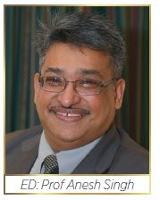 UKZN Foundation Executive Director: Professor Anesh Maniraj Singh