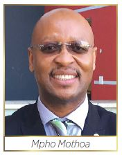 Tronox Executive Head SA: Mpho Mothoa
