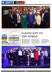 Exporter Of The Year Awards - Taking KZN To The World