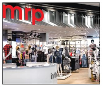 Mr Price Front Store