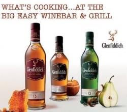 Hilton Durban - Glenfiddich Whisky Pairing Dinner