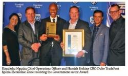 Standard Bank : Government Sector : Winner - Dube Tradeport