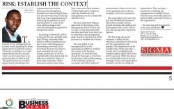 Helper Zhou - Risk : Establish The Context