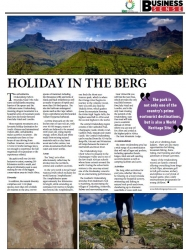 Holiday In The Berg