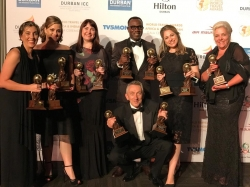 Hilton Durban WINS at World Travel Awards - 6 consecutive years!