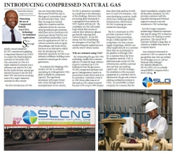 SLG - Introducing Compressed Natural Gas - Nkosinathi Solomon, Group CEO of SLG