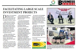Invest Durban - Facilitating Large Scale Investment Projects