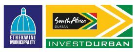 Invest Durban logo