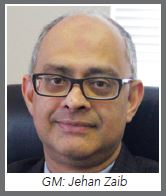 Engen Petroleum Limited General Manager: Jehan Zaib