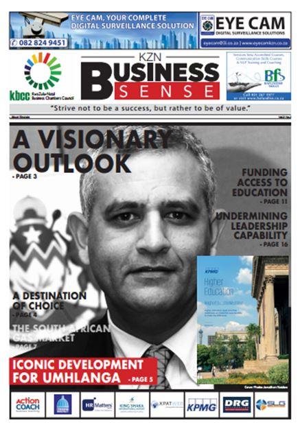 KZN Business Sense Vol.3 No.2