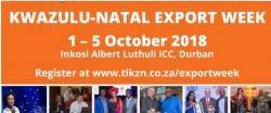 TIKZN - KZN Export Week