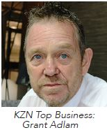 KZN Top Business : Grant Adlam