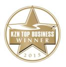 KZN Top Business Winner 2015 Partnership award (Blue chip award)