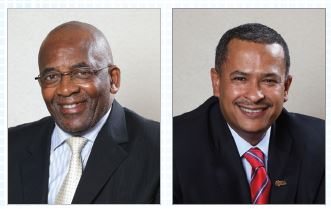 Eskom:Chairman: Zola Tsotsi and CEO: Brian Dames