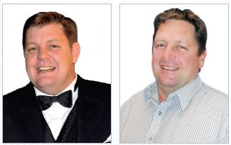 DNA Print & Packaging:CEO: Doug Mundell and Operations Director: Greg Mundell