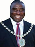 Mayor Cllr Simangaliso Wonder Mgenge