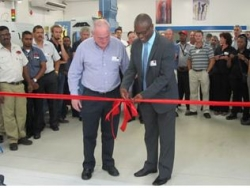 Somta Tools:At a ceremony, held on 22nd January, Somta Tools officially opened its expanded carbide tooling facility at its factory on Moses Mabhida Rd Pietermaritzburg