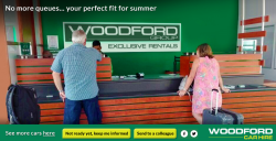 Woodford Car Hire - Limited Time - Car Hire Sale