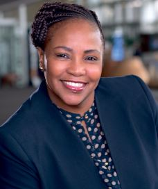 Lindiwe Rakharebe : Chief Executive Officer of the Durban ICC
