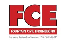Fountain Civil Engineering Logo