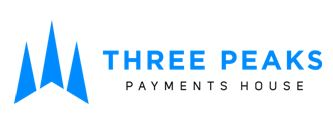 Three Peaks Payments House Logo