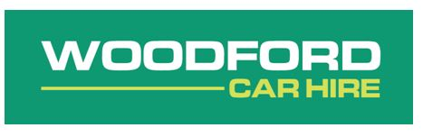 Woodford Car Hire Logo
