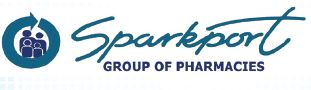 Sparkport Pharmacy Logo