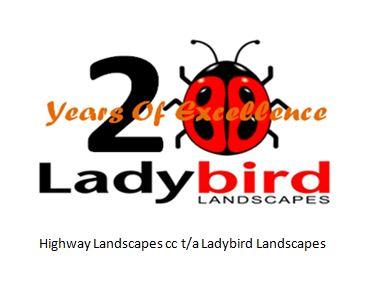 Ladybird Landscapes Logo
