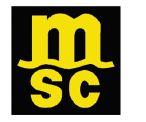 Mediterranean Shipping Company (MSC) Logo