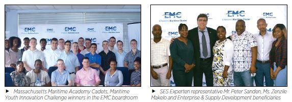 eThekwini Maritime Cluster Development