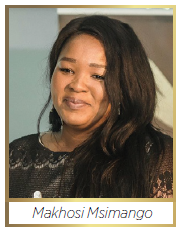 Founder and Managing Director: Makhosi Msimango