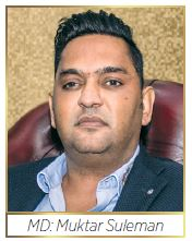Royal Tent Managing Director: Muktar Mahomed Suleman