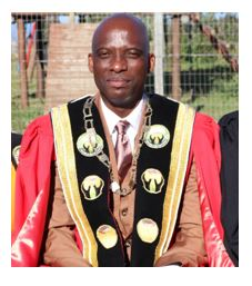 Mayor Mr S R Ngcobo: Umzumbe Local Municipality
