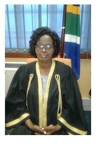 Mayor: Ms Ngeneleni Mncwabe