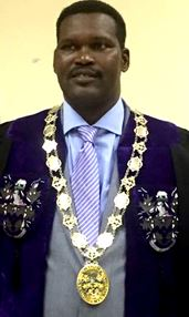 Mayor Q Mkhwanazi Mtubatuba Local Municipality