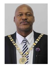 Mayor Cllr S B K Biyela: Mthonjaneni local Municipality