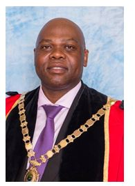 Mayor T W Dube: Umdoni Local Municipality
