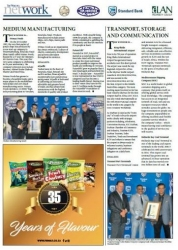Frimax : KZN Top Business Awards 2017 : Medium Manufacturing - THE WINNER IS... Frimax Foods