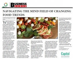 Merrill King - Navigating The Mind Field Of Changing Food Trends