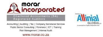 Morar Incorporated Logo