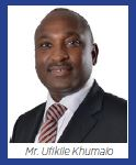 Foskor:Chief Executive Officer: Mr Ufikile Khumalo