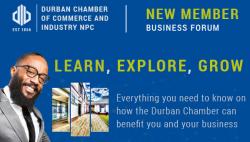 Durban Chamber - New Member Forum - 28 February