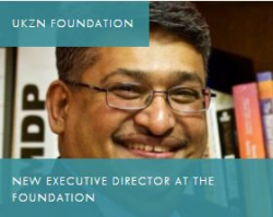 UKZN Foundation - New Executive Director at the Foundation